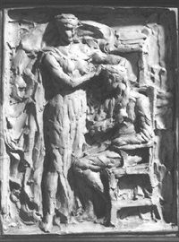 a allegorical relief by james pittendrigh macgillivray
