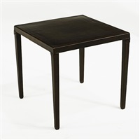 emile occasional table by khouri guzman bunce
