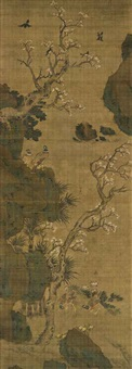 birds and peach blossoms by anonymous-chinese (18)