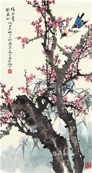 梅竹双喜 by qiao mu