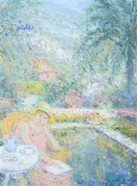 in the garden by duane alt