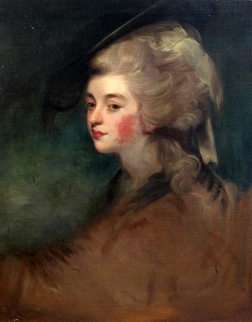 portrait of georgiana spencer duchess of devonshire by