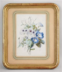 bouquet de fleurs by julie weber