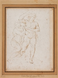 theseus verlässt ariadne by henry fuseli