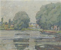 landscape by william forsyth