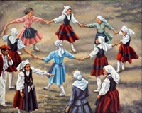 baile regional by ressu arrue