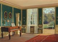 interior by frederik wilhelm svendsen