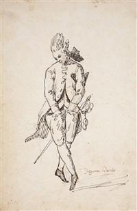 a gentleman by antonio maria zanetti