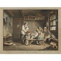 le repas rustique by sigmund freudenberger