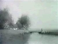 bauernhaus am see by carl leopold