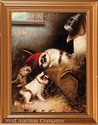 three terriers by edward armfield