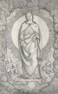 maria immaculata by philipp veit