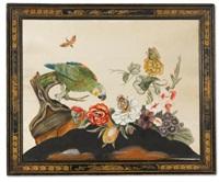 birds (+ another; pair) by samuel dixon