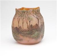 vase by legras (co.)
