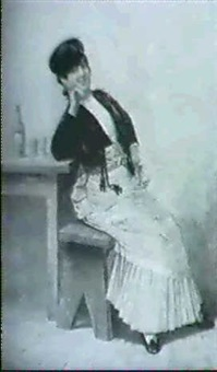 mujer andaluza by manuel espinosa