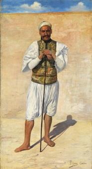 cairo by otto pilny