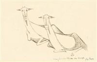 liegende ziegen by emy roeder