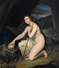 maria magdalena in verzückung by giuseppe fabbris