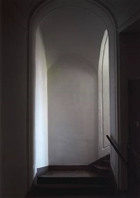 Opgang/Staircase (from Days in Vienna), 2005