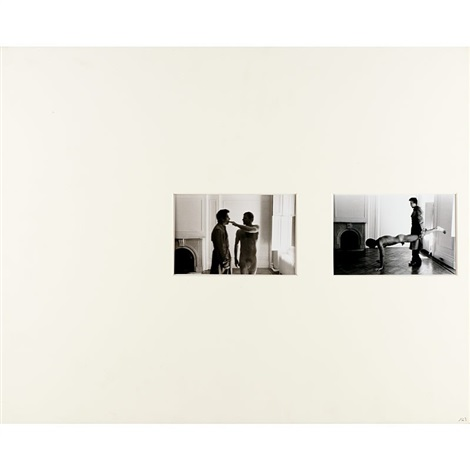 sequence (7 works) by duane michals