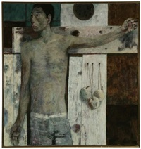 a portrait of a young man by richard haines