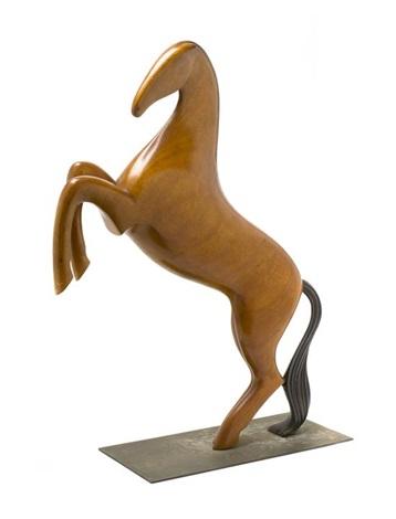 horse by franz hagenauer