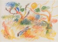 road to bundoora by john de burgh perceval