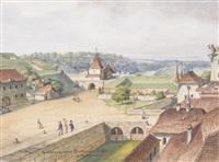 aeusseres u. ineres golattmattthor 1622 by adolf methfessel