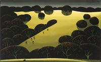 cattle country by eyvind earle
