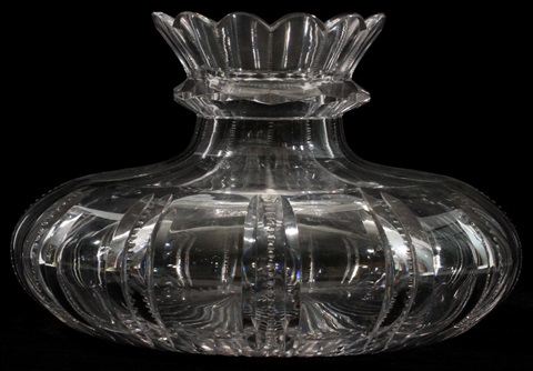 Flower Center Vase By Libbey Glass Company On Artnet