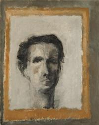autoportrait by bernard dufour