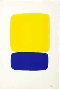 composition by ellsworth kelly