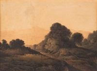 landscape by john glover