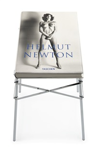 sumo - helmut newton (w/stand designed by philippe starck) by helmut newton