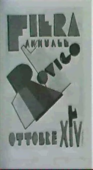 ensemble de trois collages pour affiches     publicitaires avec le catalogue de la ii mostra sindacale... by bruno aschieri