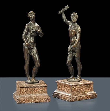 figure pair by tiziano aspetti