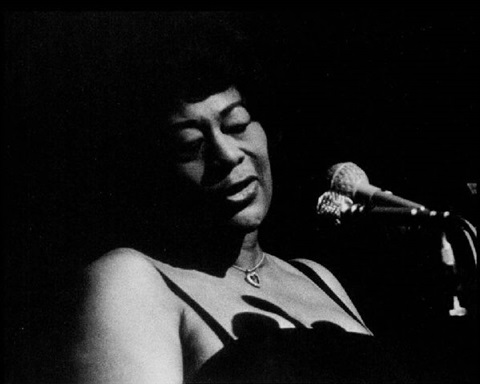 ella fitzgerald by max jacoby