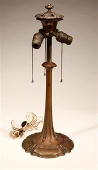 Lamp Base, 1900u20131925