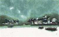 江南小填 by jiang zhenguo