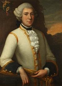 portrait of a nobleman, baron von fruenfeldt by continental school (18)