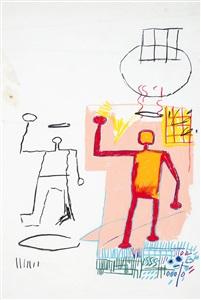 artwork by jean-michel basquiat