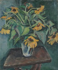 sunflowers by ethel v. ashton