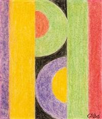 komposition aus komplementärfarben by anne beothy-steiner