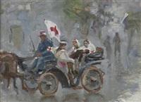 the red cross by wladimir g. krikhatzkij