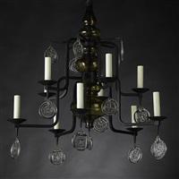 untitled (chandelier) by erik höglund
