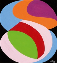 polychrome komposition by anne beothy-steiner
