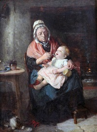 the grandmother by william hemsley