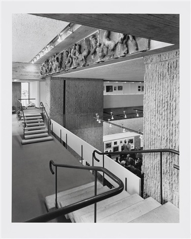 yale art architecture building paul rudolph 2 works by ezra stoller