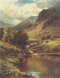 loch etive by henry decon hillier