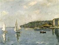 vue du lac by alexandre rochat